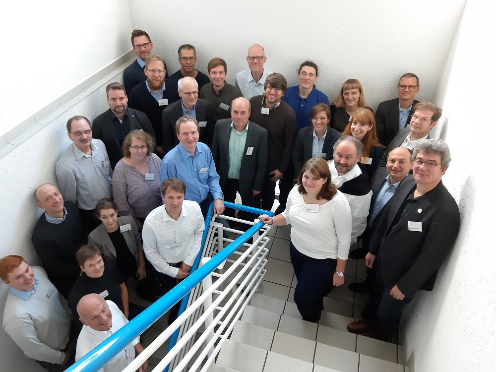 Kick-off-meeting zum BMBF-Projekt KonTriSol